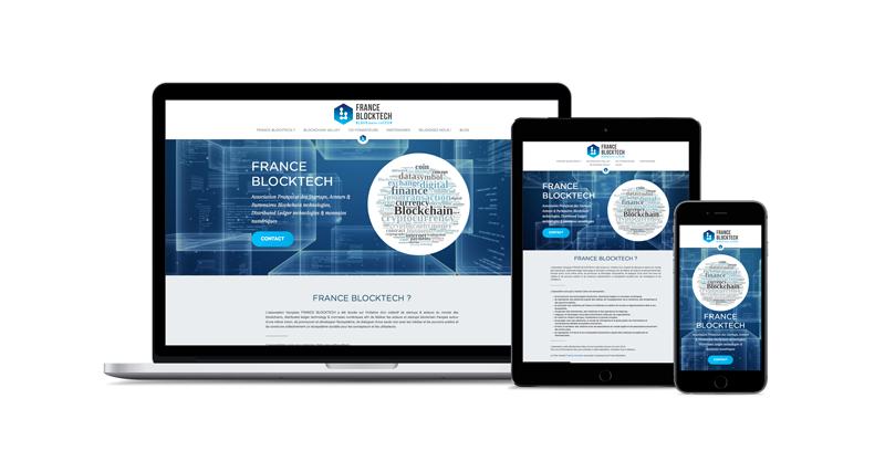 France Blocktech Site