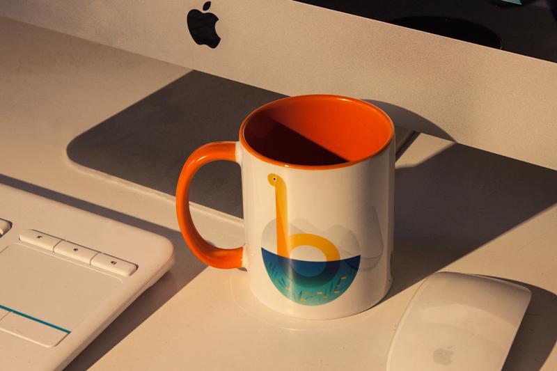 Blockness - Mug