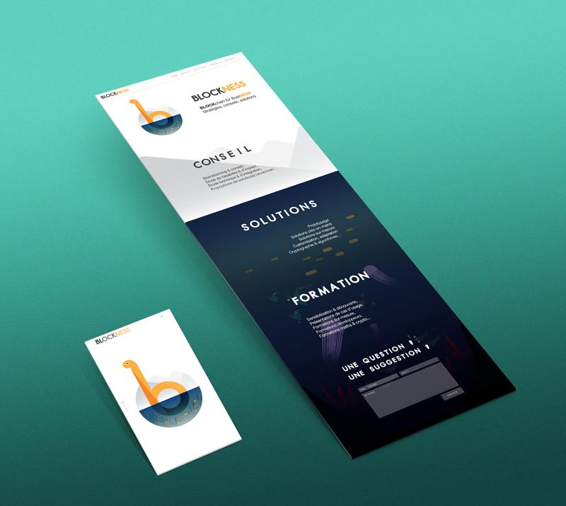Blockness - Website